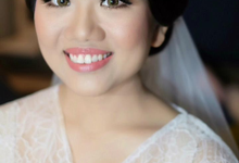 Bride Monika by Meiskhe Make Up Artist