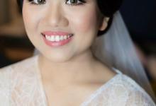 Bride Monika by Meiskhe Make Up Artist