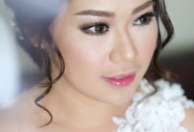 Bride Sherlin by Meiskhe Make Up Artist