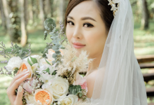 Bride Marshella by Meiskhe Make Up Artist
