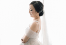 Bride Novi by Meiskhe Make Up Artist