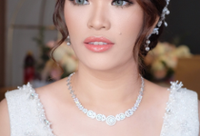 Bride Intan by Meiskhe Make Up Artist