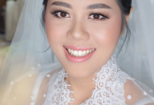Bride Natalie by Meiskhe Make Up Artist