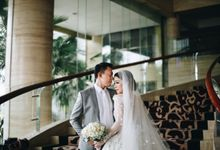 The Wedding Of Ronny & Helisa by Faith Event Organizer