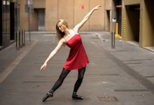 Melissa Ballerina Portraits by Dnfphotography