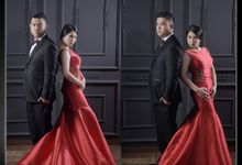 Meliani & Handoyo Prewedding by Michelle Bridal