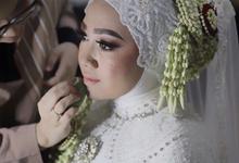 Makeup Wedding By Melani Indrawan by Melani Indrawan