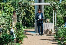 Bespoke Wedding ceremony by Celebrantissimo