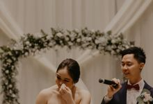 Melissa & Alfred Wedding by AKSA Creative