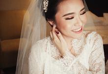 Handi & Febri Wedding by meliyabi