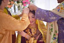 Mellisa & Rizky Wedding by Thepotomoto Photography