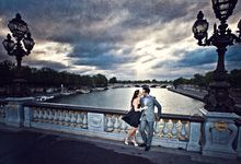 PREWEDDING EUROPE by Vey Gallery