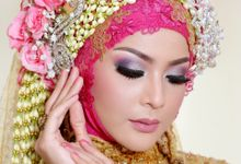 Photoshoot Wedding Model 2 by Dian Salon