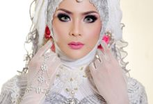 Photoshoot Wedding Model 1 by Dian Salon