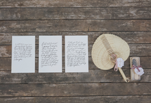 Calvin & Liestyani Wedding by Memoir Paperie