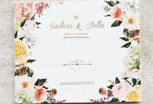 "The Wedding of ""Sindoro & Stella"" by Memoir Paperie"