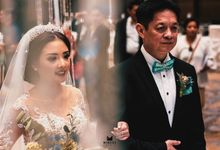 Royal Wedding of Patrick and Michelle by Memoira Studio