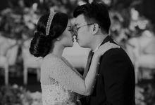 BEAUTIFUL IN BLACK AND WHITE by Skenoo Hall Emporium Pluit by IKK Wedding