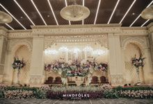 Compilation of Traditional Wedding Stage Decor 10F by  Menara Mandiri by IKK Wedding (ex. Plaza Bapindo)
