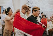 Puti & Rama Wedding Highlight by IKK Wedding Planner