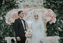 Fachmy & Fahira by Financial Hall by IKK Wedding