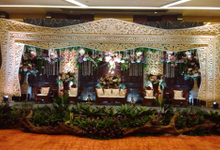 Wedding Decoration  by Menara Top Food Alam Sutera