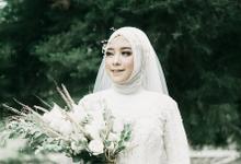 Wedding day of Eka & Erfan by Merayakan_kata
