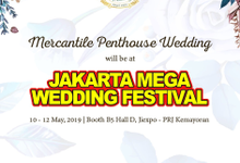 Wedding Expo by MERCANTILE PENTHOUSE WEDDING