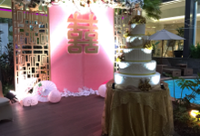 WEDDING MERRY & ALESSANDRO by Mercure Jakarta Sabang