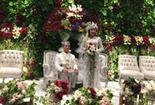 WEDDING PRAS & NADHIA by Mercure Jakarta Sabang