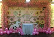 B'day Michele 1 Tahun  by Mercure Jakarta Sabang