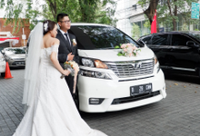 SKY BALL ROOM Wedding Andre & Rieka by Mercure Jakarta Sabang