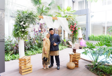 Wedding Helly & Knut by Mercure Jakarta Sabang