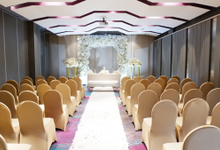 Henry & Angela 14 September 2019 by Mercure Jakarta Sabang