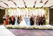 Lobby Area Wedding Leo & Vania by Mercure Jakarta Sabang