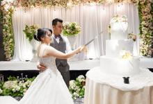 Sky Ball Room Wedding Alfian & Debby @ sky ball room by Mercure Jakarta Sabang