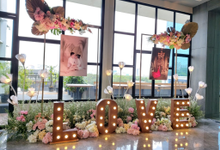 Sky Ball Room Wedding Kevin & Yunita by Mercure Jakarta Sabang