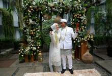 Akad Nikah Alysha & Sabil by Mercure Jakarta Sabang