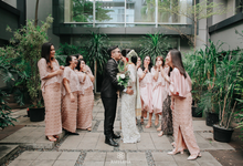 New Normal Intimated Wedding Reza & Olyn by Mercure Jakarta Sabang