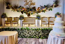 New Normal Wedding Jesi & Ju Patric by Mercure Jakarta Sabang
