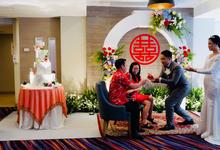 Teapai Event Donny & Ester by Mercure Jakarta Sabang