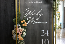 Wedding Maureen & Wendy by Mercure Jakarta Sabang