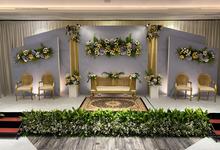 Wedding Resepsi Samuel & Jochebet by Mercure Jakarta Sabang