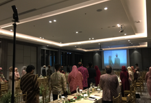 Resepsi Alysha & Ragil by Mercure Jakarta Sabang