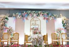 Akad Nikah Arina & Rommy by Mercure Jakarta Sabang