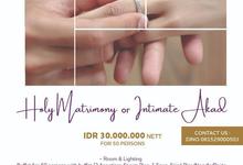 Promo Paket Akad / Pemberkatan  by Mercure Jakarta Sabang