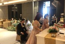 The Wedding Of Ms. Nina & Mr. Novan by Mercure Jakarta Sabang