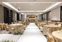 The Wedding Of Ms. Ivo & Mr. Taufiq by Mercure Jakarta Sabang
