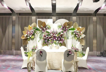 The Wedding Ms. Nia & Mr. Didit by Mercure Jakarta Sabang