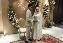 The Wedding Of Ms. Rahma & Mr. Ulum by Mercure Jakarta Sabang